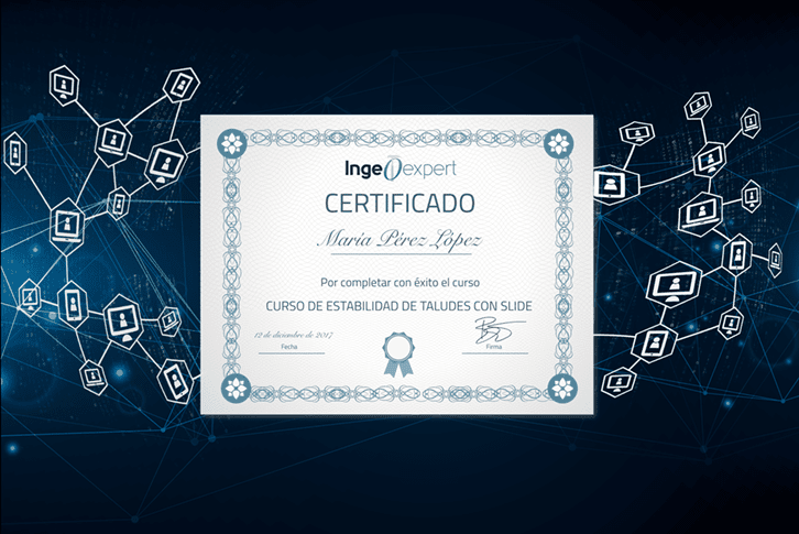 Certificate based on Blockchain