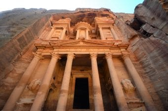 Petra city: how and when was it built