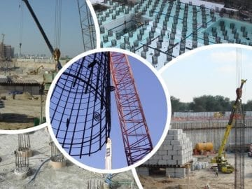Design and construction of large diameter foundation bored piles