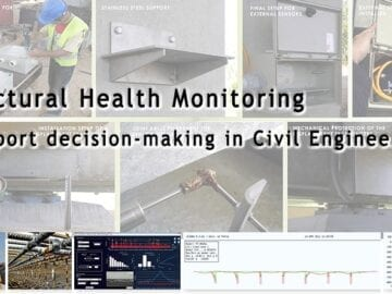 Structural Health Monitoring to support decision-making in Civil Engineering