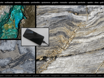 Minerals for the Modern World